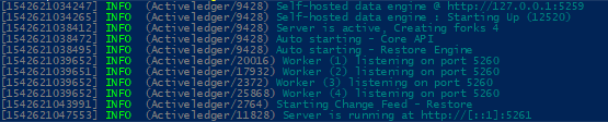 Activeledger Launch Testnet